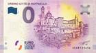 Italia 0 euro 2018 Urbino Citta di Raffaello