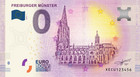 Saksa 0 euro 2018 Freiburger Minster- katedraali