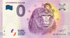 Saksa 0 euro 2018 Affenberg Salem II - Apinaseteli