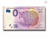 Suomi 0 euro 2018 Villi luonto - Karhuseteli
