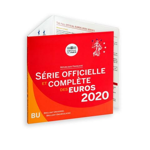 Ranska 2020 BU rahasarja