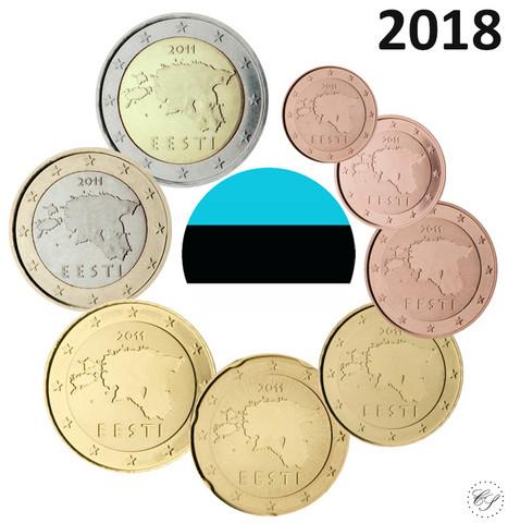 Viro 1s - 2 € 2018 UNC
