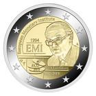 Belgia 2 € 2019 Euroopan rahapoliittinen instituutti BU