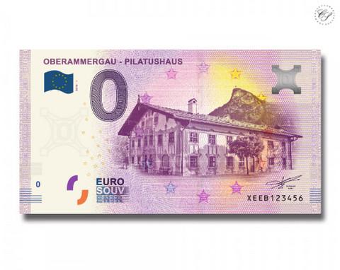 Saksa 0 euro 2018 Oberammergau - Pilatushaus UNC