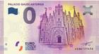 Espanja 0 euro 2018 Palacio Gaudi UNC