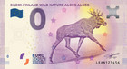 Suomi 0 euro 2019 Villi luonto - Hirviseteli