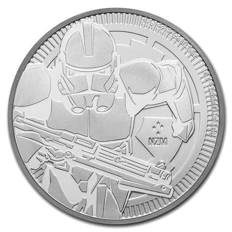 Niue 2 $ 2019 Clone Trooper 1oz Ag