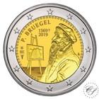 Belgia 2 € 2019 Pieter Brugel BU