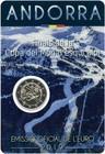 Andorra 2 € 2019 Alppihiihto BU coincard