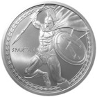 USA 2019 Spartan Warriors 1 oz HOPEA