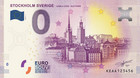 Ruotsi 0 euro 2019 Tukholman vanhakaupunki