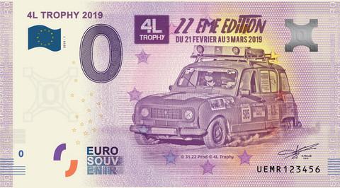 Ranska 0 euro 2019 4L Trophy - hyväntekeväisyysralli