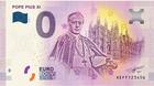 Saksa 0 euro 2019 Vatikaanin paavit 1922-2013, 6 seteliä