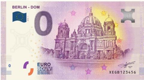 Saksa 0 euro 2019 Berliinin Tuomiokirkko UNC