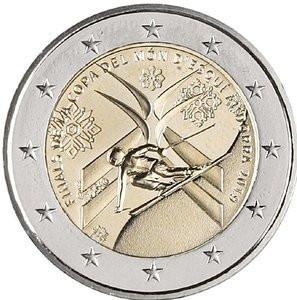 Andorra 2 € 2019 Alppihiihto BU
