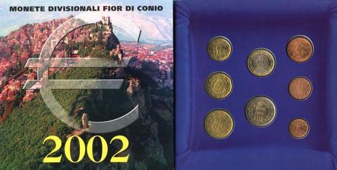 San Marino 2002 BU rahasarja