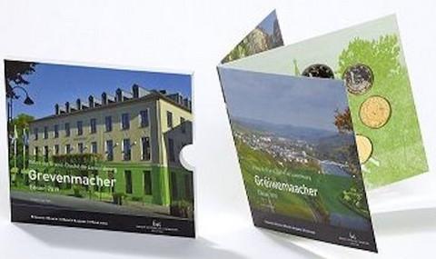 Luxemburg 2019 BU rahasarja Grevenmacher