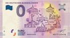 Saksa 0 euro 2019 Ala-Saksin osavaltio / Bundesländer UNC