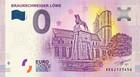 Saksa 0 euro 2019 Brunswickingin leijona UNC