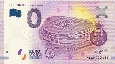 Portugali 0 euro 2019 FC Porto & Estádio do Dragão UNC