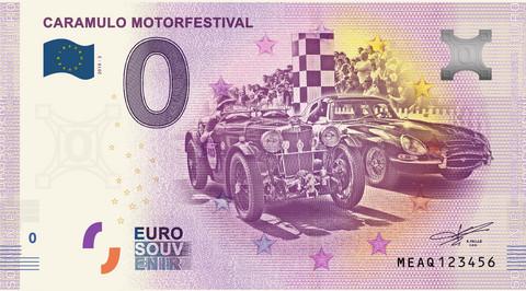 Portugali 0 € 2019 Caramulo Motorfestival UNC
