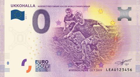 Suomi 0 euro 2019 Ukkohalla - Suopotkupallon MM-kisat