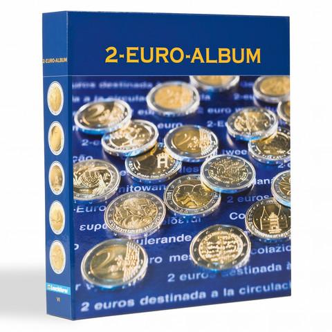 Leuchtturm NUMIS- keräilykansio 2 €- kolikoille (2018), osa 7