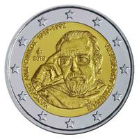 Kreikka 2 € 2019 Manolis Andronikos 100 vuotta