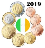 Irlanti 1s - 2 € 2019 BU