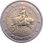 Kreikka 2 € 2013 Zeus & Europa BU