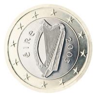 Irlanti 1 € 2017 Iiriläisharppu BU