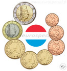 Luxemburg 1s - 2 € 2003 UNC