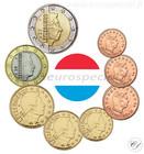 Luxemburg 1s - 2 € 2004 UNC