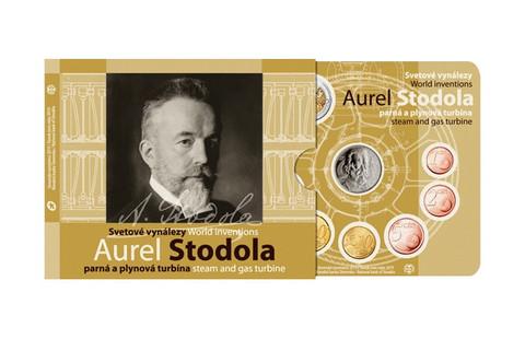 Slovakia 2019 BU rahasarja Aurel Stodola