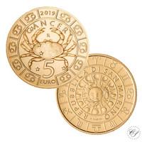 San Marino 5 € 2019 Zodiac - Rapu UNC