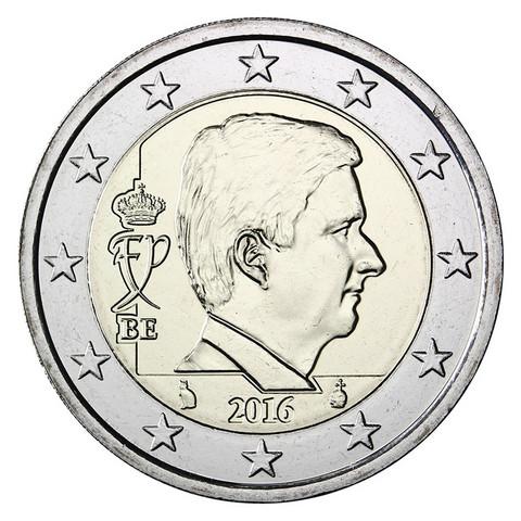 Belgia 2 € 2019 Kuningas Philippe