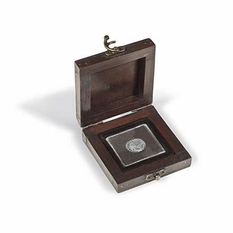 Leuchtturm Rustika säilytyslaatikko Quadrum- kapselille