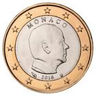 Monaco 1 € 2007 Albert II UNC