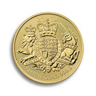 Britannia 2019 Royal Arms BU 1oz KULTA