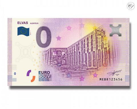 Portugali 0 € 2019 Elvas Alentejo UNC