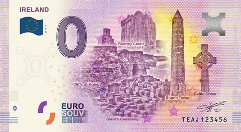 Irlanti 0 € 2019 Irlanti UNC