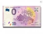 Egypti 0 € 2019 Gizan pyramidit UNC