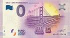 Yhdysvallat 0 € 2019 San Francisco - Golden Gate UNC