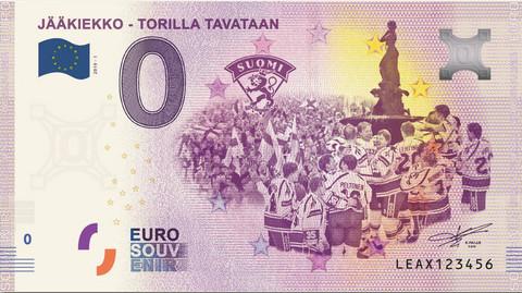 Suomi 0 € 2019 Torilla tavataan UNC
