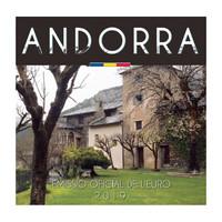 Andorra 2019 BU rahasarja
