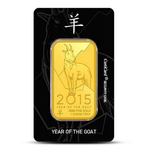 Kultaharkko 1 oz OPM Year of the Goat
