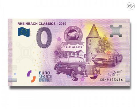 Saksa 0 € 2019 Rheinbach Classics UNC