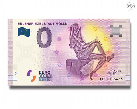 Saksa 0 € 2019 Eulenspiegelstadt Molln UNC