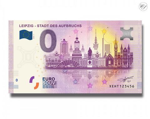 Saksa 0 € 2019 Leipzig UNC