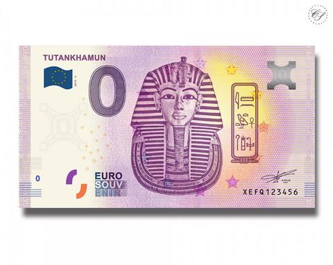 Saksa 0 € 2019 Tutankhamun UNC